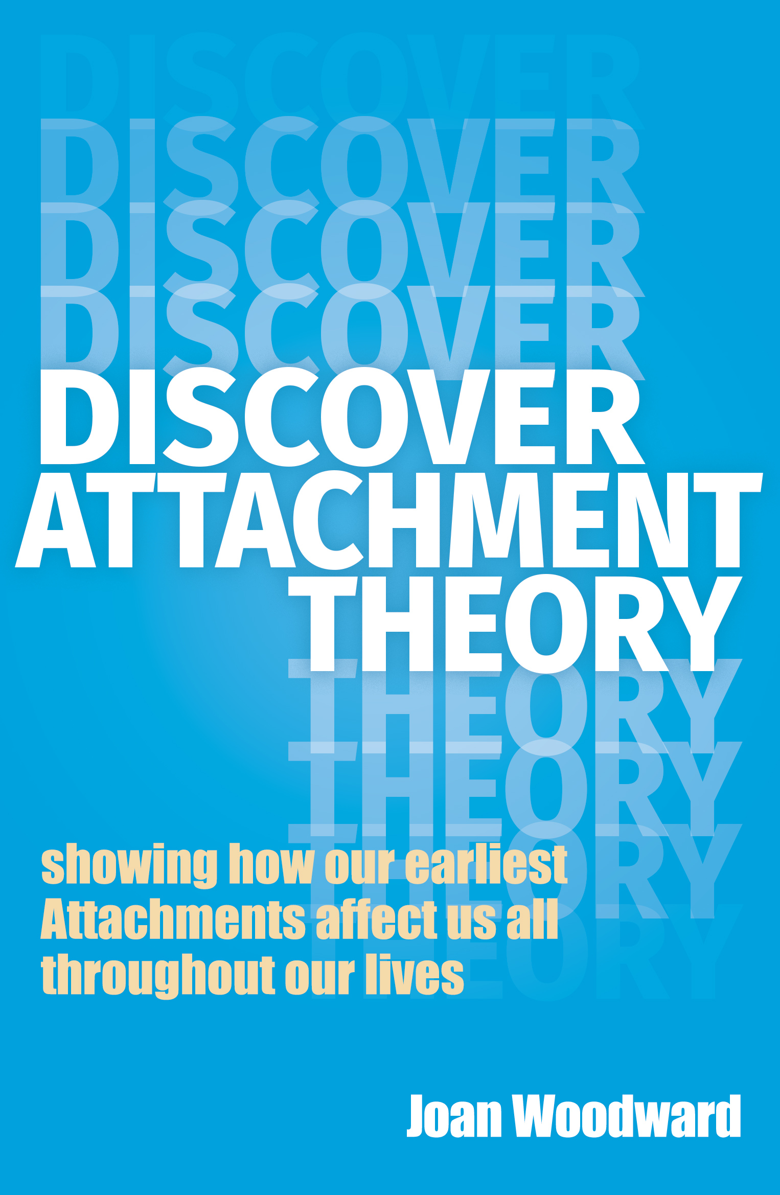 Discover Attachment Theory: showing how our earliest Attachments affect us all throughout our lives